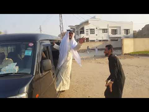 Asghar Khoso | Funny clip | Pakistan By Road | Pakistani in Crises