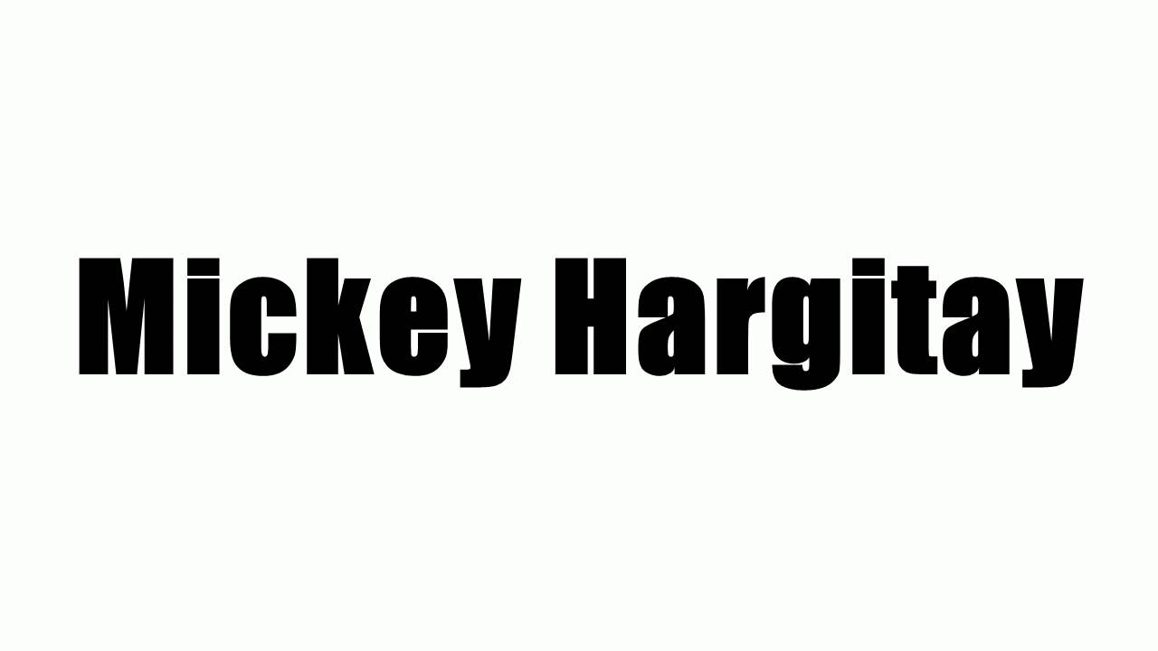 Mickey Hargitay - YouTube