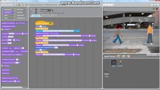 Видео-урок в Scratch. Брейкданс. Сагынай Саяжан 7D