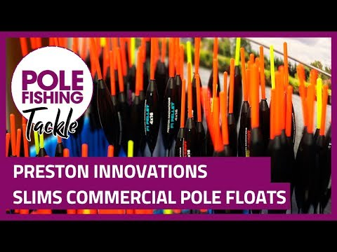 Tackle Up Close | Preston Innovations Commercial Slims Pole Floats