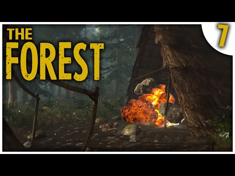 The Forest - #7 - Boom Goes the Dynamite!