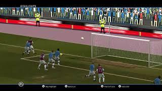 Футбол Англия Премьер лига Манчестер Сити Бернли 22 06 2020