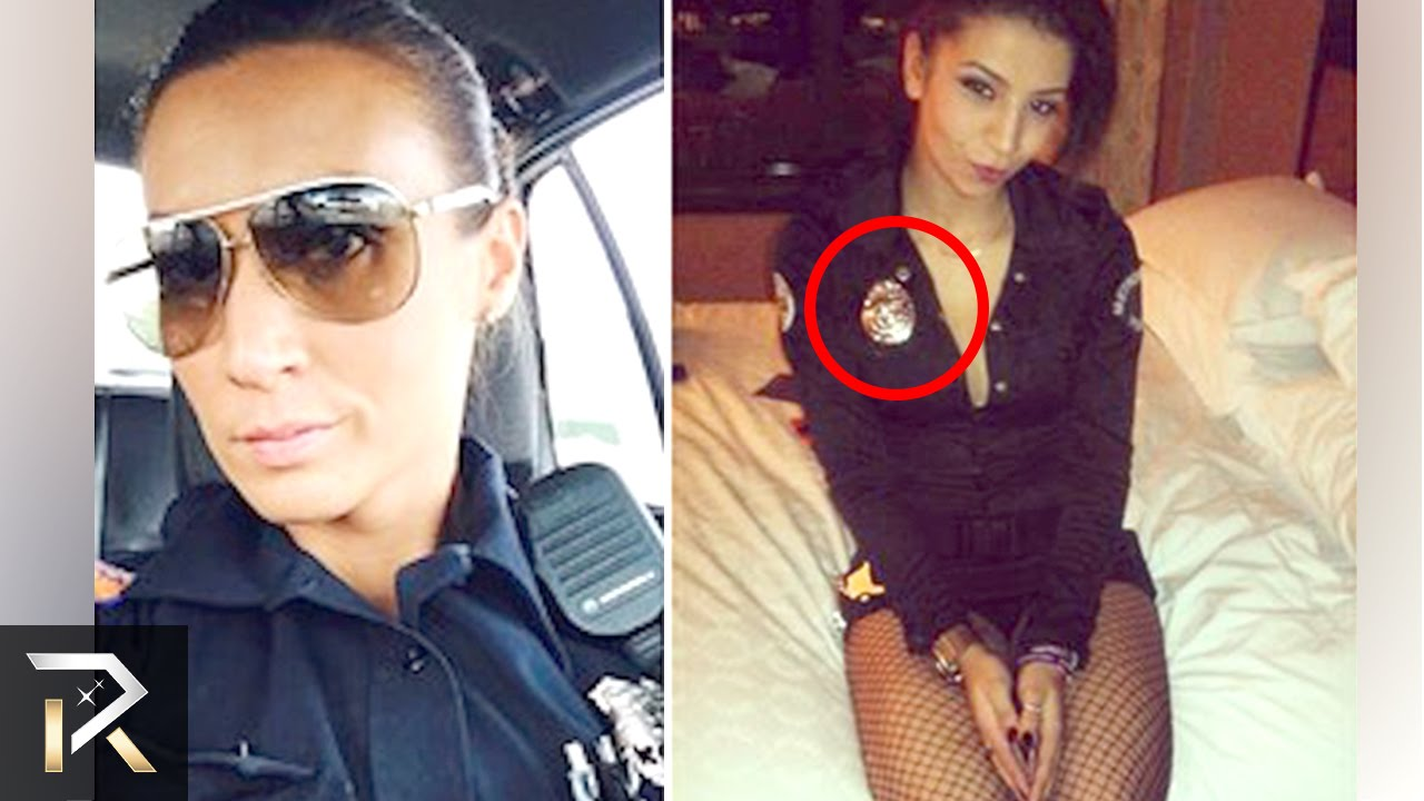 Nude Photos Of Female Tv Cop