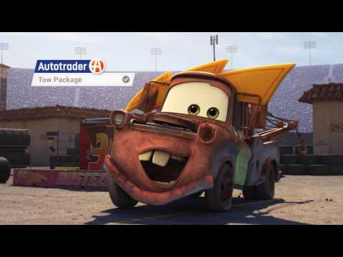 Every Car Has a Personality | Autotrader + Cars 3 (:30)