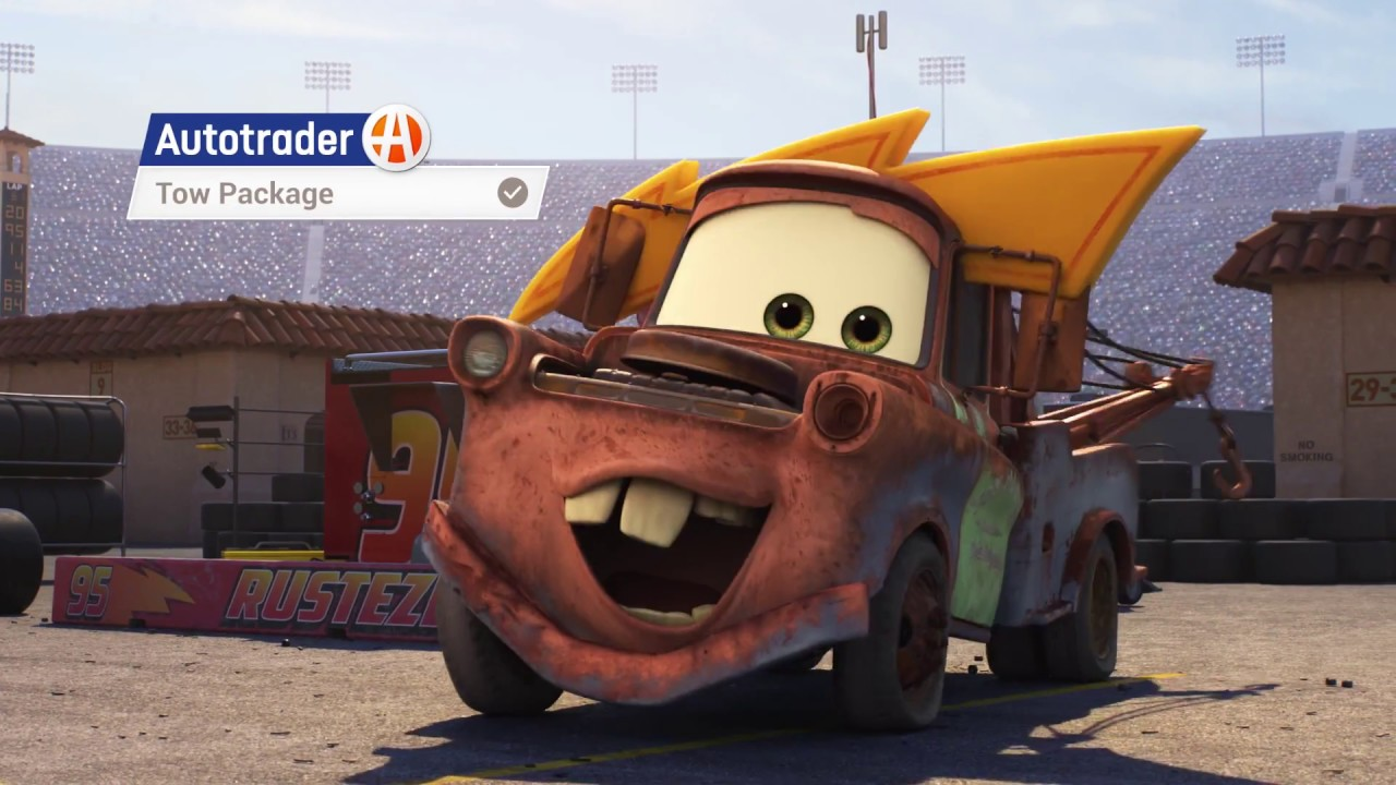 Every Car Has a Personality | Autotrader + Cars 3 (:30) - YouTube