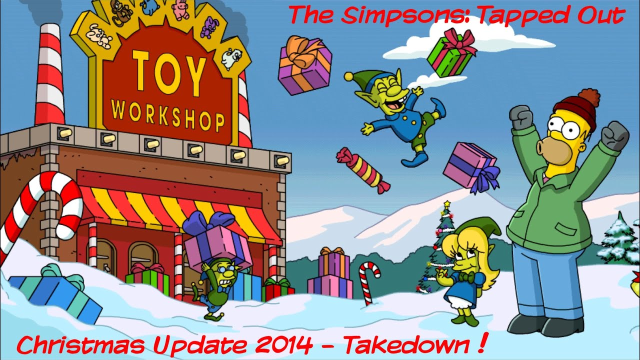 Simpsons Tapped Out Christmas Update 2020 The Simpsons Tapped Out Christmas 2020 Update | Dpvbny.newyearplus