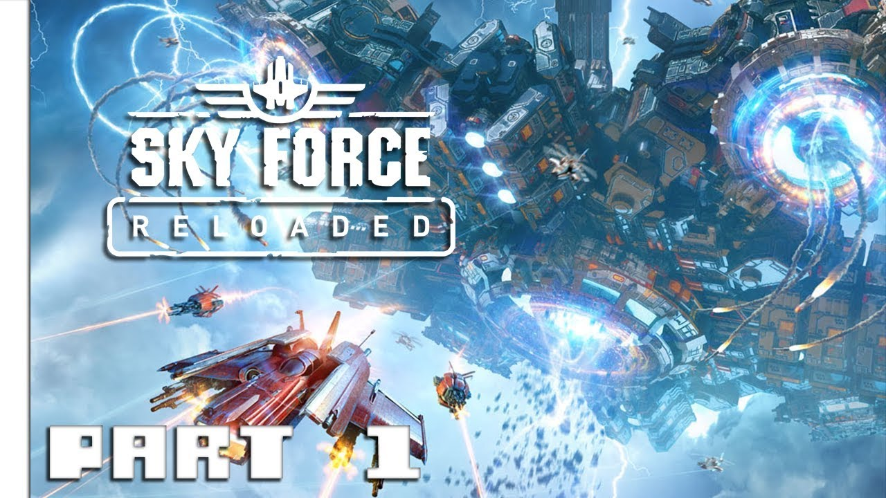 buy online 0ec87 e3788 Sky Force Reloaded -  PC  Gameplay Part 1