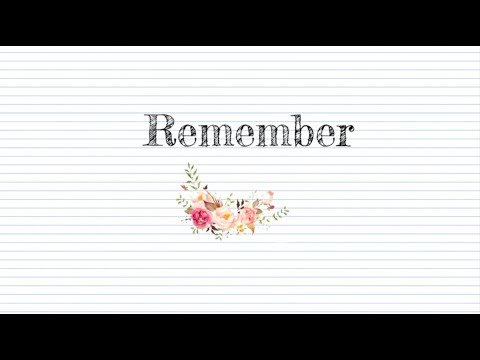 Remember by Christina Rossetti - Analysis