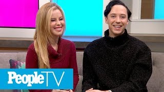 Tara Lipinski & Johnny Weir On Olympians:
