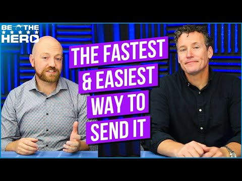 How To Send Large Video Files