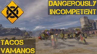 Crossout Tacos Vamanos