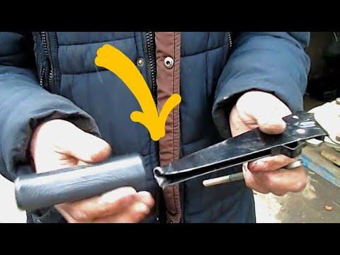 Замена ручника ВАЗ 2110-12.   автоПРАКТИК