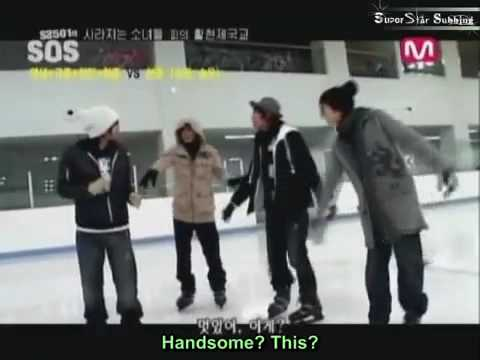 [ENG SUBBED] 061129 SS501 Variety Show SOS Ep 05 Part 2 of 5.mp4