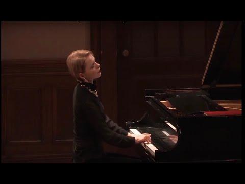 Scarlatti: Sonata in B minor, K. 377; Magdalena Baczewska, piano