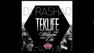 DJ RASHAD - Walk For Me