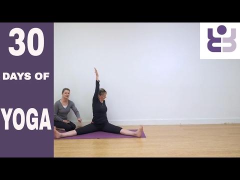 Day 27 - 30 Days of Yoga - Beginners Yoga
