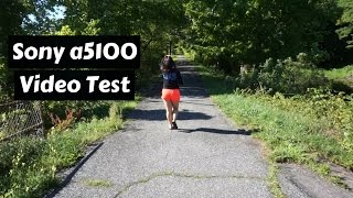 sony a5100 video test vlog 9