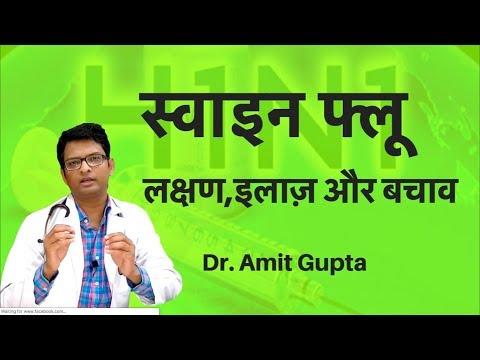 Swine Flu- cause, symptoms, treatment & prevention   स्वाइन फ्लू - लक्षण,इलाज़ और बचाव