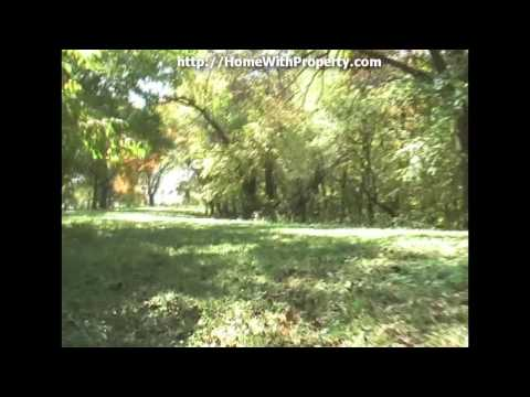 Home With Property 87 Acre Tour of Hunting, Fishing, Sportsman Land For Sale
