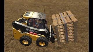 farming simulator 2017 palet yapımı - make palette