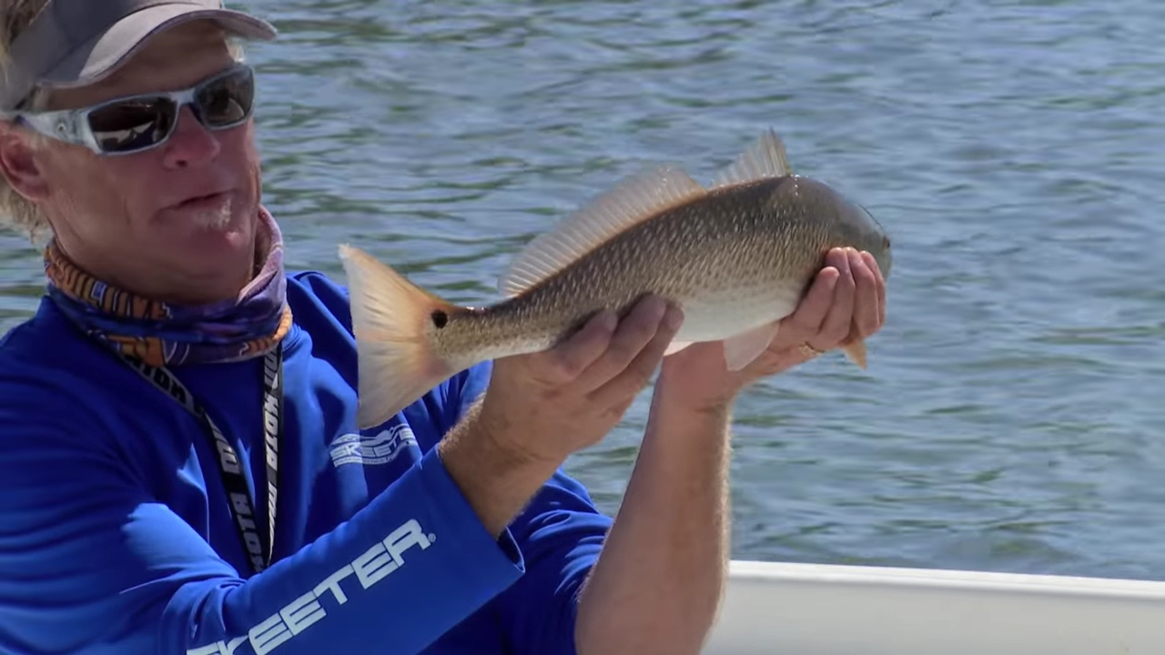 choctawhatchee bay fishing for redfish and trout destin