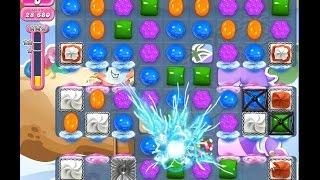 Candy Crush Saga Level 1633【Hard Level】NO BOOSTER