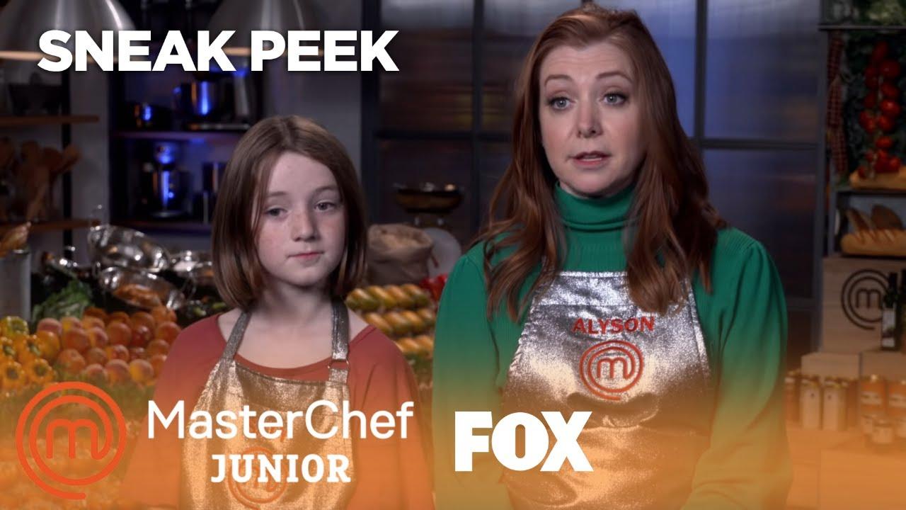 Watch MasterChef Junior - Season 6 Episode 100 - Celebrity ...