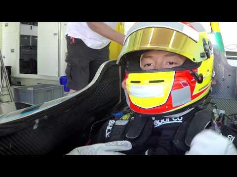 Rio Haryanto - Formula E Test - Valencia - Full Highlights