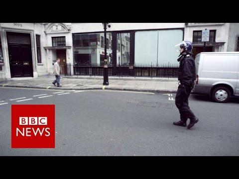 Does free speech exist? BBC News
