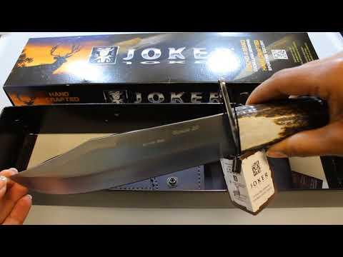 Joker Bowie Knife CC100