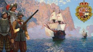 Корсары: ГПК (Corsairs Ship Pack 1.2) Испанцы. Стрим #4