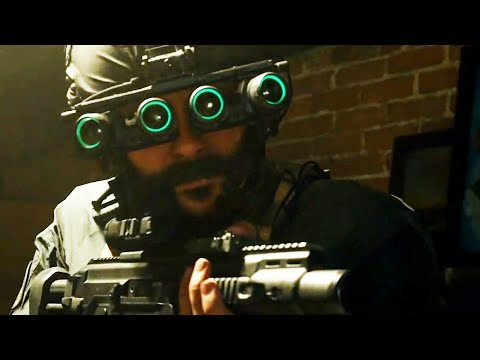 Official Call of Duty: Modern Warfare Campaign Trailer