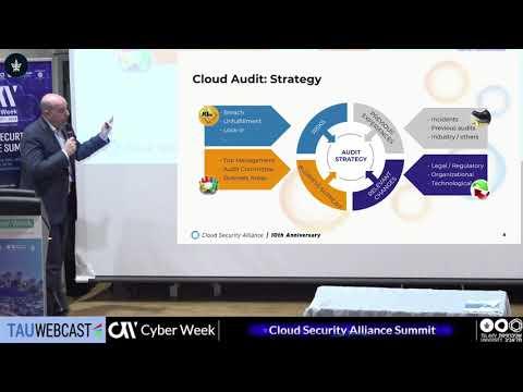 Cloud Audit & Forensics