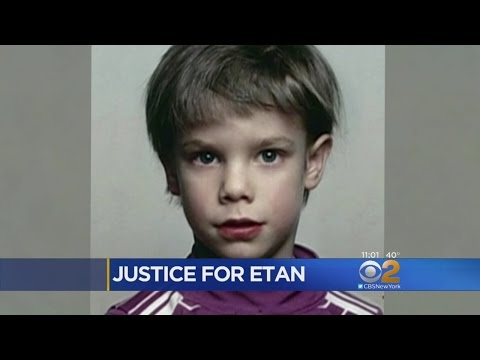Guilty Verdict In Decades Old Etan Patz Case