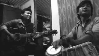 Timro Tyo Hasilo Muhar ko- Deepak Kharel I Acoustic Cover I Upendra Shrestha