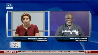 Insecurity: Analyst Dissects Causes, Tips Solutions 18/05/19 Pt.1 |News@10|