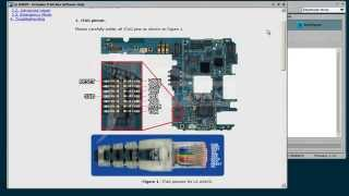 LG AS870 Repair with Octoplus JTAG