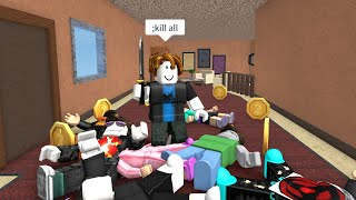 ROBLOX Murder Mystery 2 FUNNY MOMENTS (Challenge)