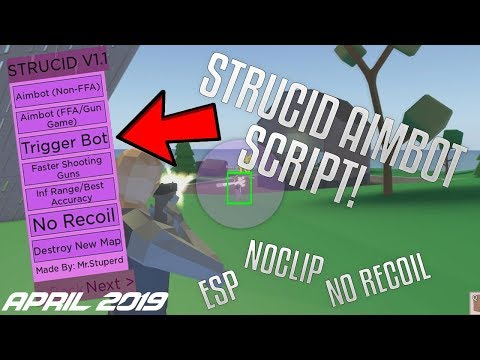 Free Strucid Aimbot Script Esp And Fov Pastebin Script And ...