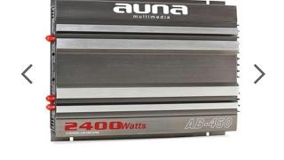 Анбоксинг Яуна АБ-450 Amplificatore авто 4 каналу 360 Вт RMS 2400 Вт максимум.