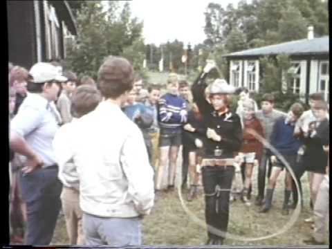 Les galapiats - Episode 1 - Le Camp Vert.