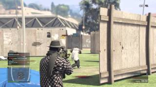 "GTA 5 - Run N Gun Montage "" Roll Killer"""