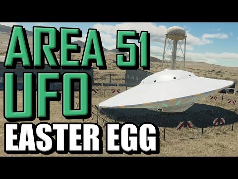 The Crew   Area 51 UFO Easter Egg