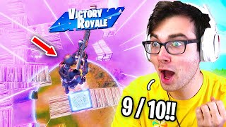 REACTING to Fortnite Montages and then RATING THEM... (underrated players)