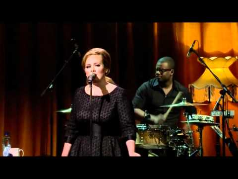 Adele - Right As Rain (Live) Itunes Festival 2011 HD