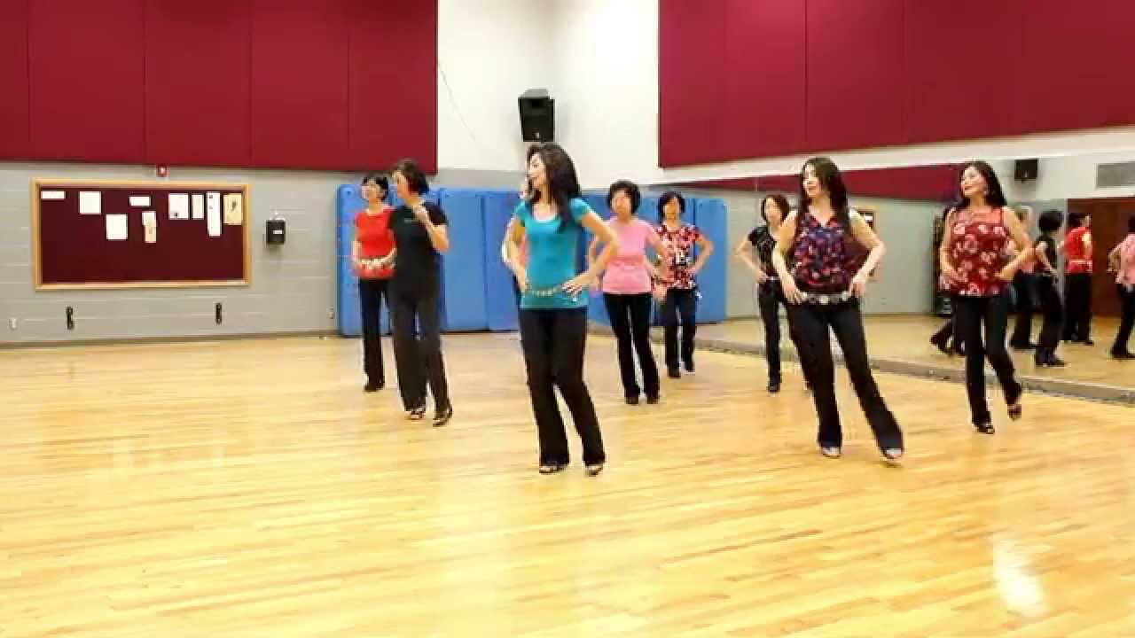 Locklin s bar line dance dance teach in english