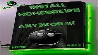 How to install homebrews for HEN PS3 Multiman webman ect 2019
