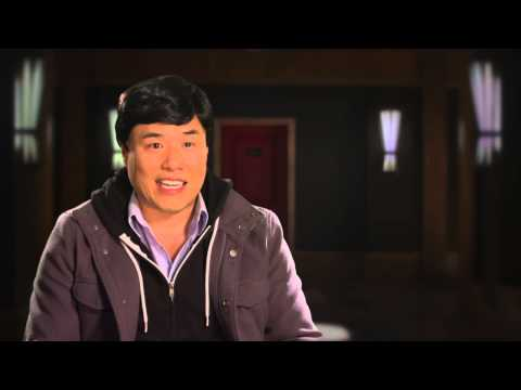 """The Interview: Randall Park """"President Kim"""" Behind the Scenes Movie Interivew"""