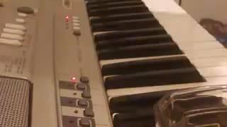 جديد جديد عزف الفنان ابراهيم زايد لاغنية لعيونك شو ما بدك ل على الديك