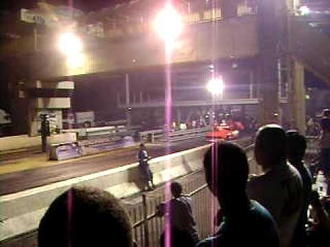 Pro Mod Drag Racing in Salinas International Speedway, Puerto Rico